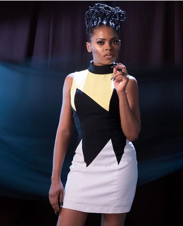 Checkout Singer Chidinma's Gorgeous Look In New Photo-shot