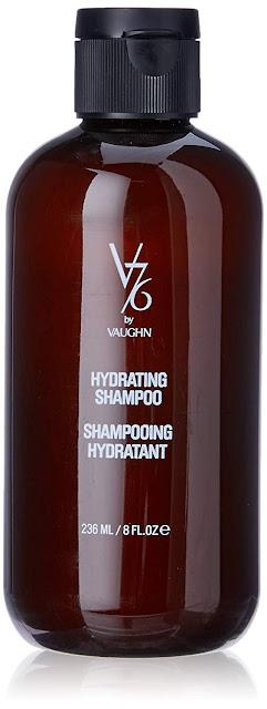man hydratant shampoo
