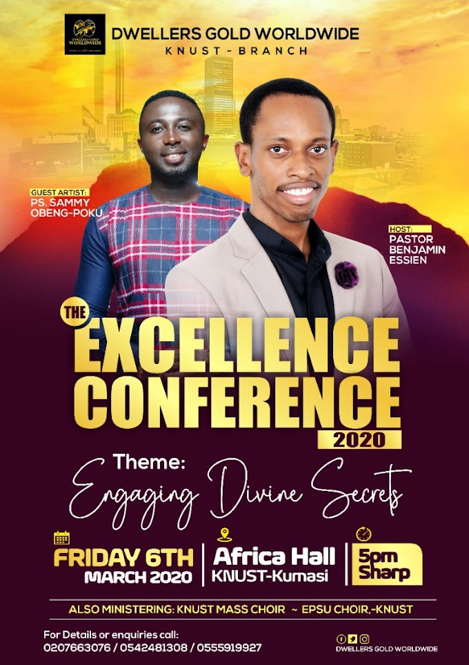 The Excellence Conference - KNUST