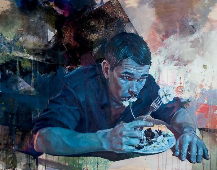 Канадский художник. Drew Young