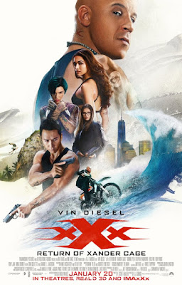 XXX: R3turn 0f X@nder C@ge HDRIP