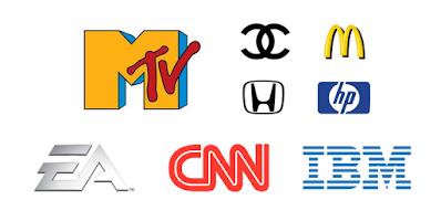 jenis Logo Letter Mark