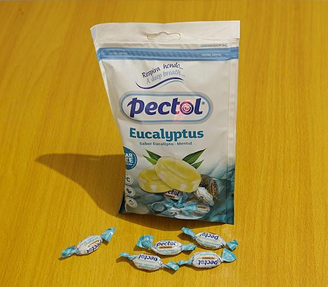Pectol caramelo balsámico