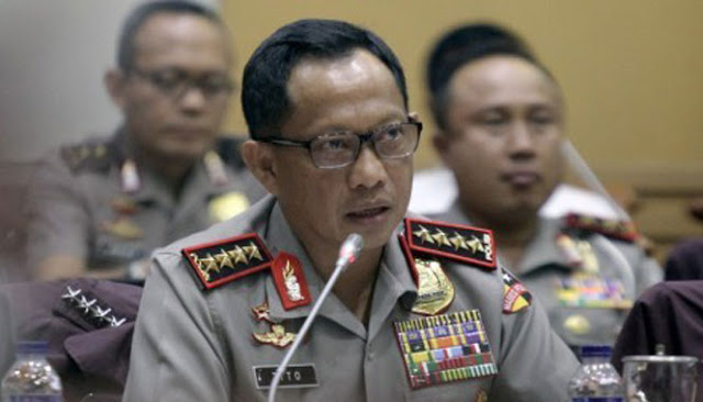 Anggota DPR: Jadi Kapolri, Tito Belum Cukup Dewasa
