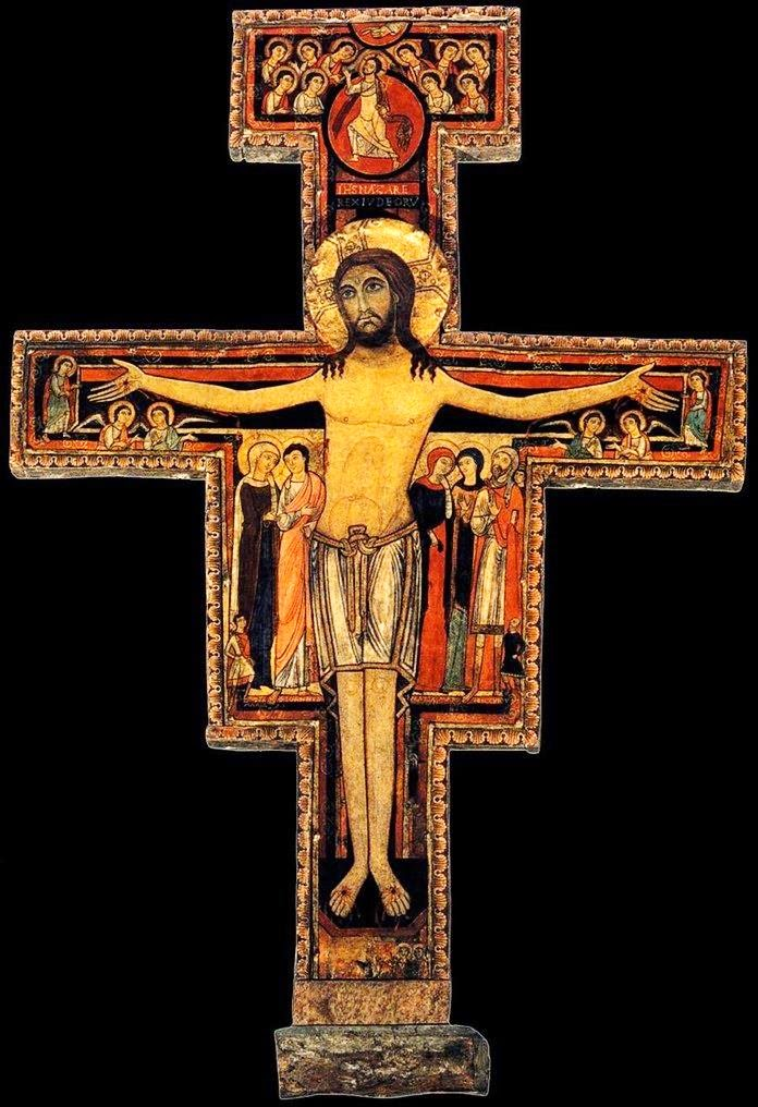 THE HOLY SIGN OF THE CROSS OF CHRIST