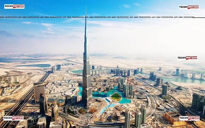 Burj Khalifa Amazing Facts in Hindi