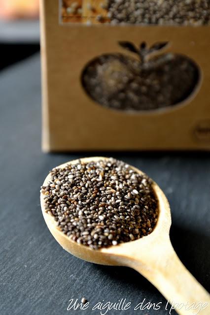 graines de chia noires