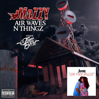 Mozzy - Air Waves N Thingz (2016) - Album Download, Itunes Cover, Official Cover, Album CD Cover Art, Tracklist