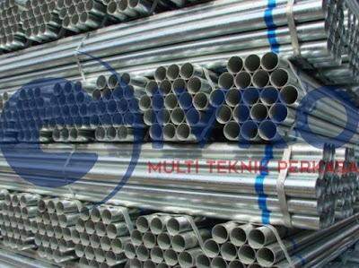 Jual Pipa Besi Galvanis SNI Dan Kegunaan Pipa Besi Galvanis