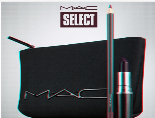 MAC Cosmetics Cyber Monday Free Lip Set Online + 25% Off