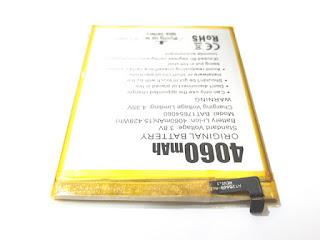 Baterai Hape Doogee Mix 2 New Original Doogee 100% 4060mAh