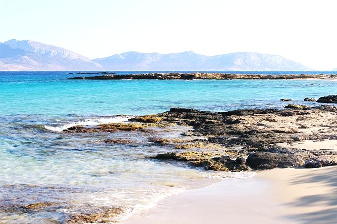 Fanos beach photos Koufonisia island.Παραλία Φάνος στα Κουφονήσια.