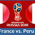 Match Preview: France vs Peru