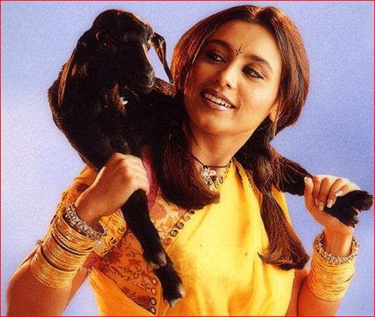 Actress Rani Mukherjee Family Photos with Husband