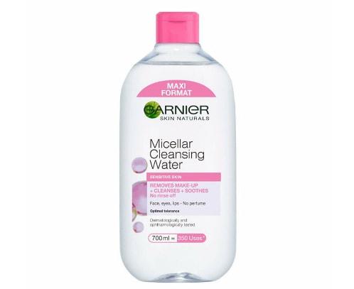 Apa micelara pentru toate tipurile de ten Garnier Skin Naturals Maxi, 700 ml