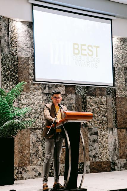 the 12th Best Cebu Blogs Awards