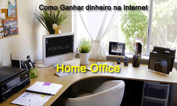 COMO GANHAR DINHEIRO NA INTERNET - TRABALHO EM CASA
