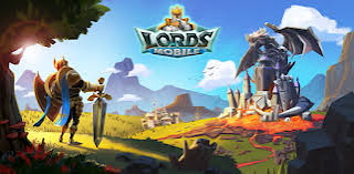 lords mobile kingdom war