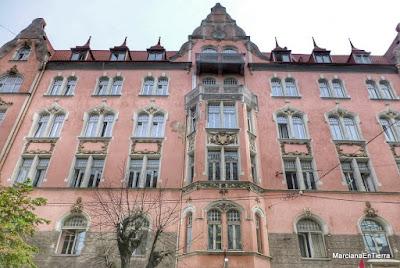 Edificio en  calle Brivibas nº55, Riga