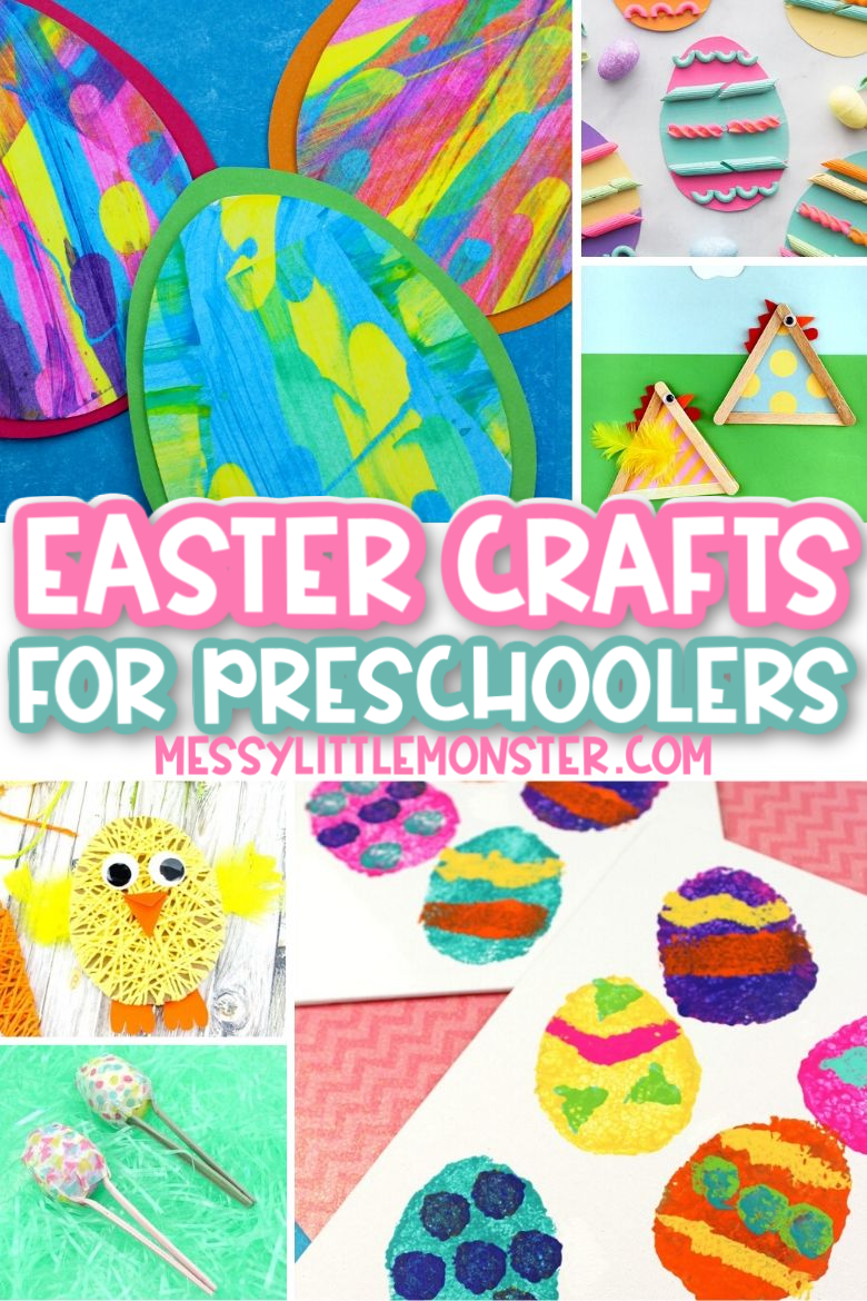 Fun Easter crafts for preschoolers