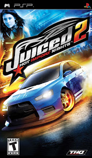 Juiced 2 Hot Import Nights PSP GAME ISO