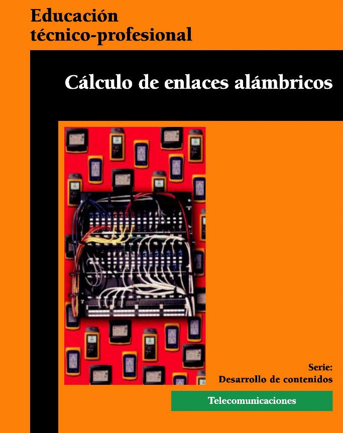 Cálculo de enlaces alámbricos