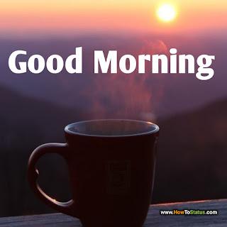 Beautiful Good Morning Status Hindi