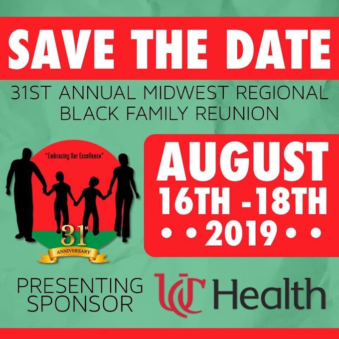 Join Us at My Black Family Reunion - August 15-18, 2019