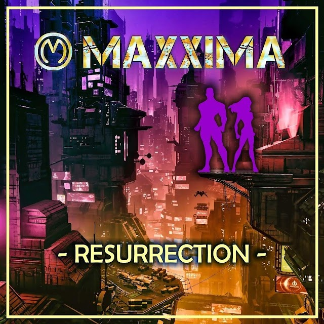 [Eurodance Album] Resurrection by Maxxima