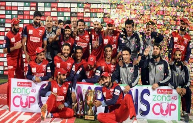 A measurable take a gander at National T20 Cup