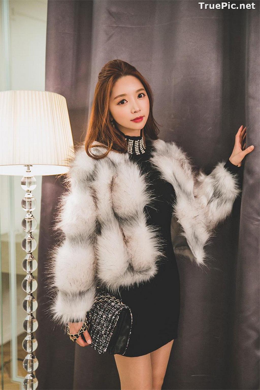 Image Korean Beautiful Model – Park Soo Yeon – Fashion Photography #12 - TruePic.net - Picture-50