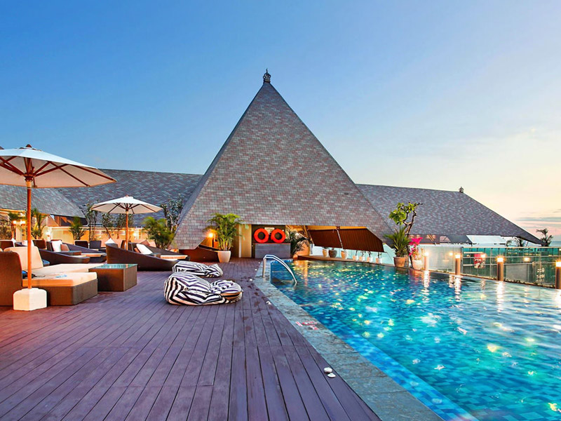 Which Is The Best Of Rama Beach Resort In Bali And Mercure Hotel
