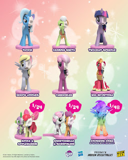 Series 2 My Little Pony Hidden Dissectibles Characters