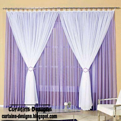 Amazing Top 15 Purple Curtains And Windows Treatments Styles Curtain