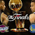 The NBA Finals Cavaliers versus Warriors
