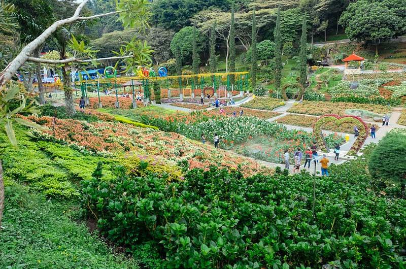 Tempat Rekreasi Selecta di Kota Batu