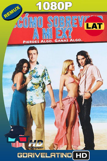 ¿Cómo Sobrevivir a mi Ex? (2008) BDRemux 1080p Latino-Ingles MKV