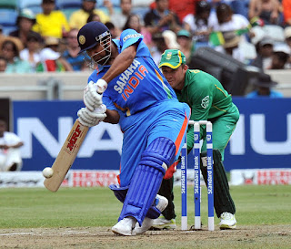 South Africa vs India Only T20I 2011 Highlights