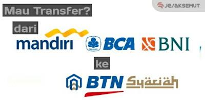 kode transfer bank btn syariah