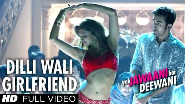 दिल्ली वाली गर्लफ्रेंड Dilli Wali Girlfriend Lyrics