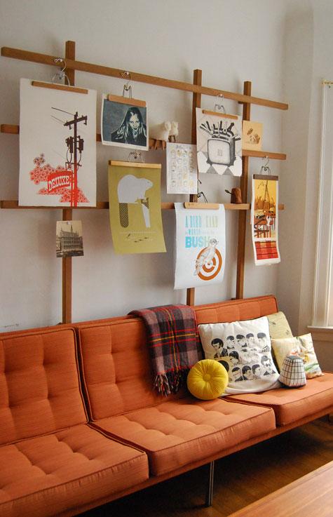 SophieSweetVintage: Ikea hacks voor de woonkamer (retro stijl!)