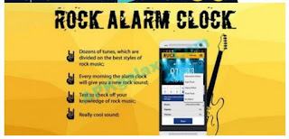 download Rock Alarm Clock Pro