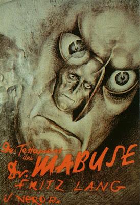 El testamento del Dr. Mabuse