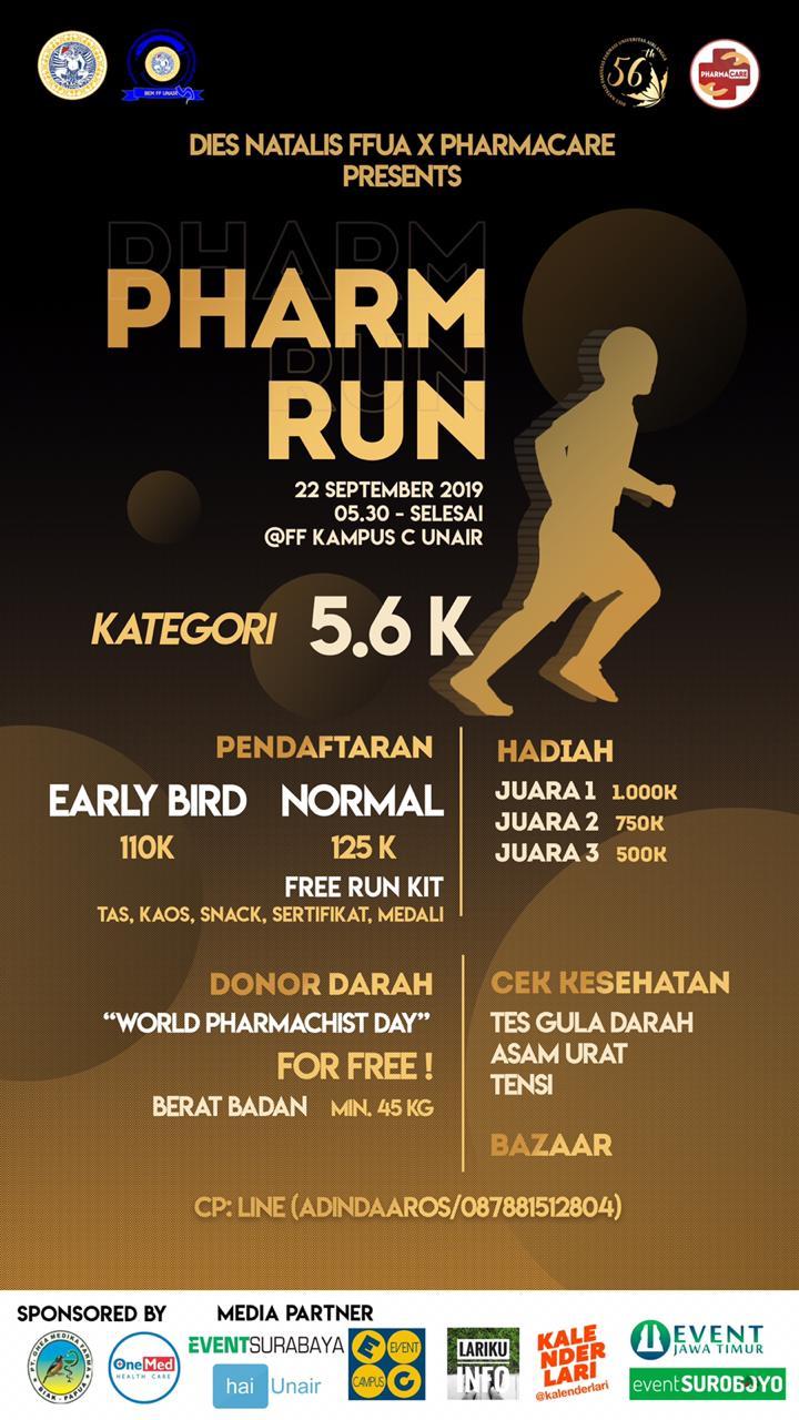Pharm Run • 2019