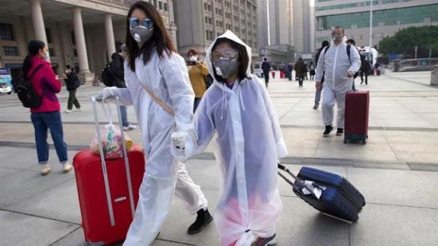 Keadaan Kota Wuhan Usai Lockdown Dicabut, Buru-buru Kabur!