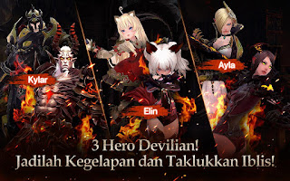 Devilian MOD v1.0.6.36852  APK + Data Cheat Unlimited Money Terbaru 2016 2
