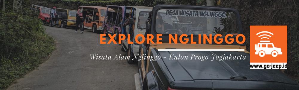 explore desa wisata nglinggo kulon progo jogjakarta