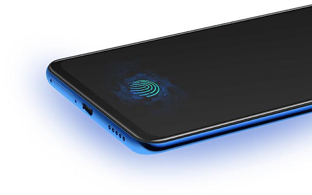 Screen Touch ID Vivo V15 Pro