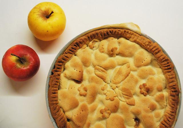 Tourte aux pommes