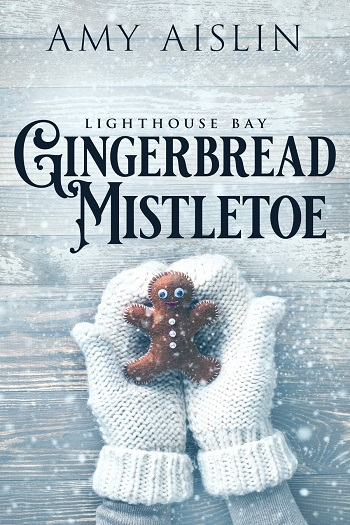 Gingerbread Mistletoe by Amy Aislin